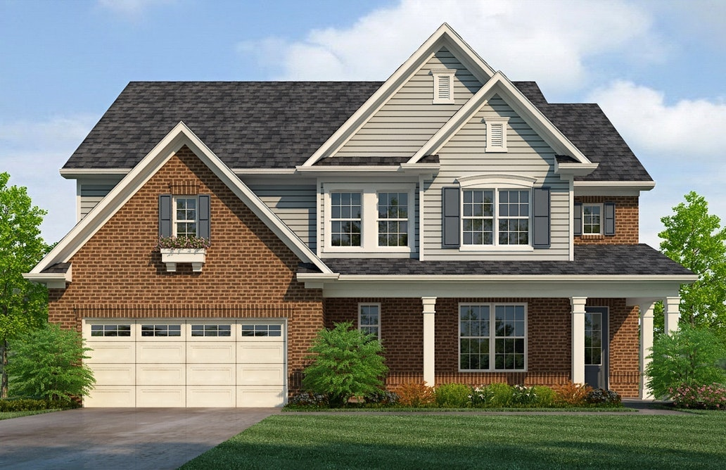 646 Witherspoon Lane - Elevations 1
