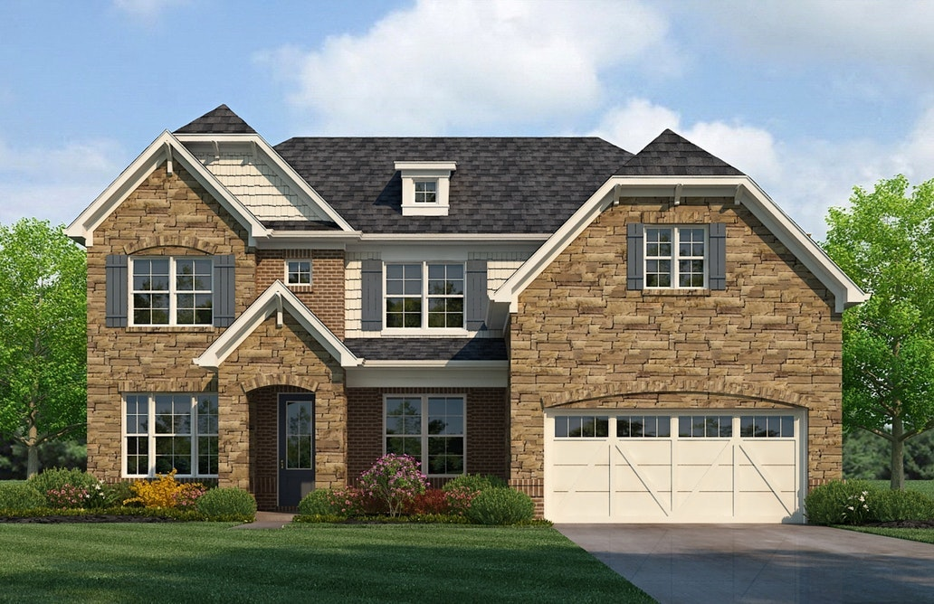 642 Witherspoon Lane - Elevations 1