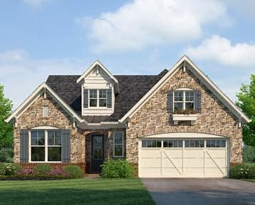107 Broady Meadow Circle - Elevations