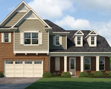 117 Broady Meadow Circle - Elevations