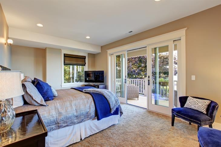 Advantages of a Main Level Master Suite in Knoxville TN