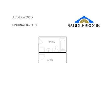 Alderwood- Floor Plan Option 6