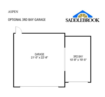 Aspen- Floor Plan Option 1
