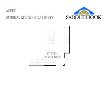 Aspen- Floor Plan Option 7