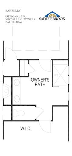 Barberry- Floor Plan Option 4