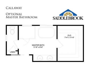 Callaway- Floor Plan Option 4
