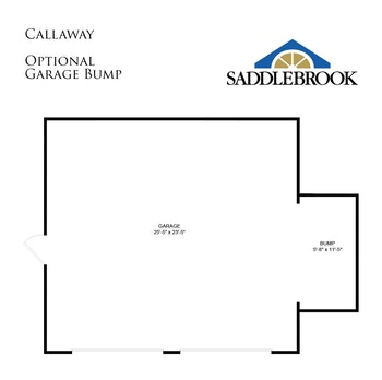Callaway- Floor Plan Option 5