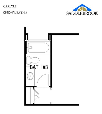 Willow- Floor Plan Option 1