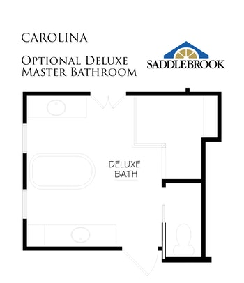 Carolina- Floor Plan Option 5
