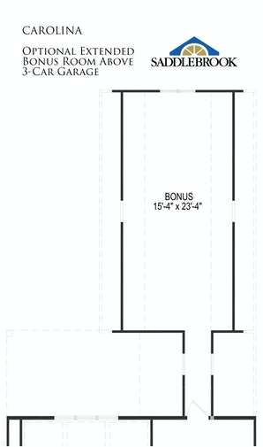 Carolina- Floor Plan Option 6