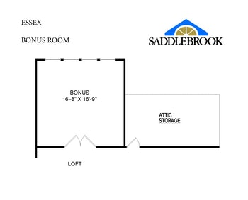 Willow- Floor Plan Option 6
