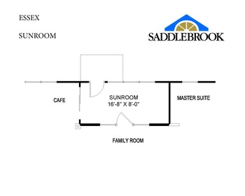 Willow- Floor Plan Option 8