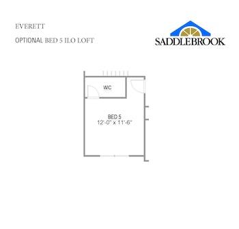 Willow- Floor Plan Option 4
