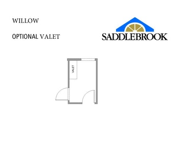 Willow- Floor Plan Option 5